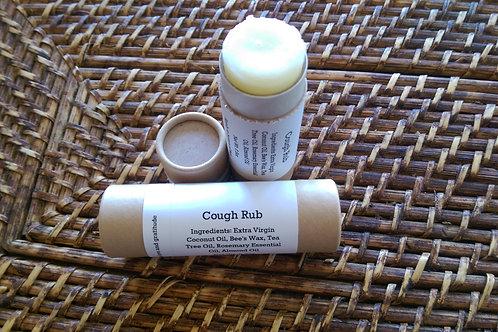 Cough Rub, 1oz Stick