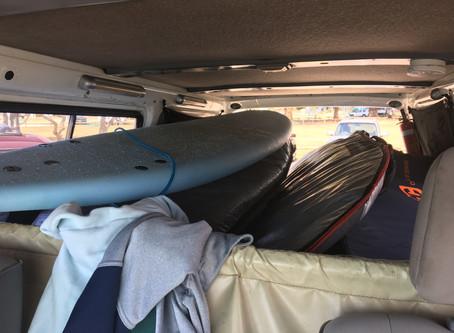 Surf Trip Sydney-Brisbane