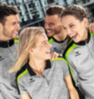 Erima Vereinsbekleidung Handball Fußball Trikots Bielefeld bedrucken Druck Stick