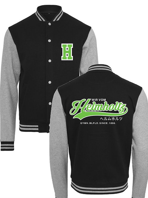 Helmholtz Sweat College Jacket