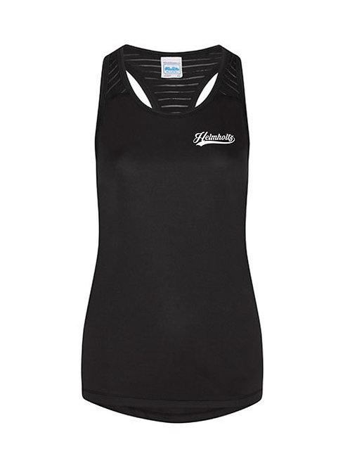 Helmholtz Girlie Cool Smooth Workout Vest