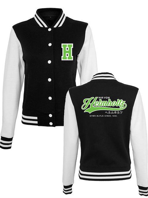 Helmholtz Women's Sweat College Jacket