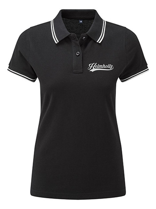Helmholtz Women's Tipped Polo