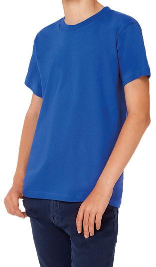BCTK301, Schulmode mit Schullogo, einheitliche Schulshirts mit Druck, Schulshirts mit Wappen Schulwappen, T-Shirts Grundschule, T-Shirts Förderverein, bedruckte T-Shirts für Grundschüler