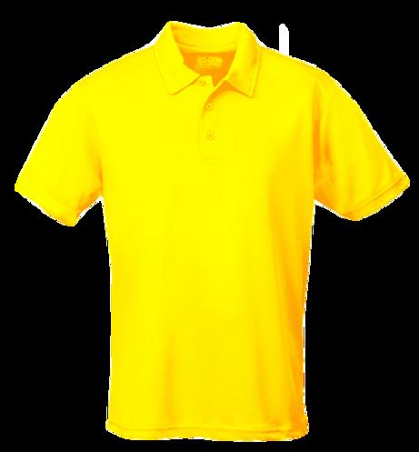 JC040J, Poloshirts atmungsaktiv mit Logo, Poloshirts mit Logo bedruckt, Funktionsshirts mit Logo, Textildruck Bielefeld, Sportbekleidung mit Schullogo, T-Shirts bedrucken Bielefeld