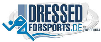 dressedforsports.de Logo