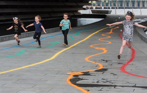 Chalk Playscape outside V&A Dundee_09_AR