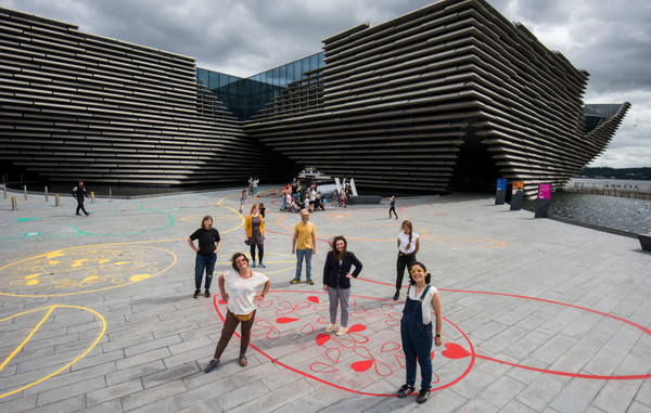 Chalk Playscape outside V&A Dundee_05_AR