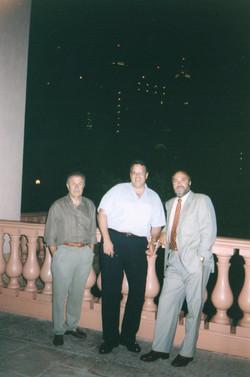 IMAST Course, Bahamas 2001.