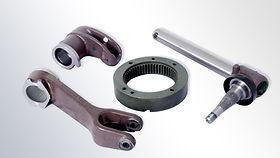 Arm Hydraulic Lift, Stub Axle, Ram Arm
