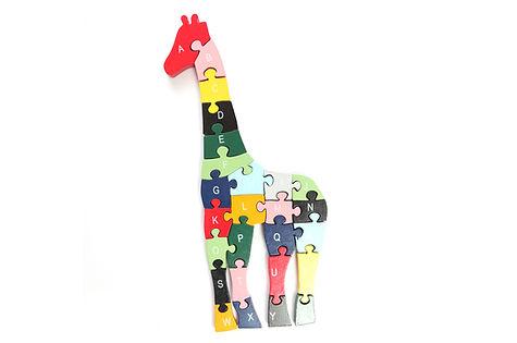 Полная Жираф головоломки