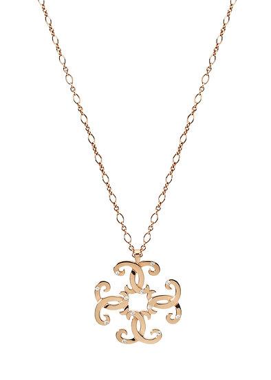 'Rusalka' quadrate necklace