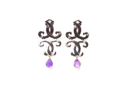 HEDONE ROMANE Rusalka earrings
