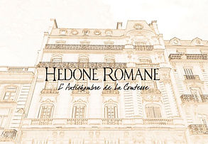 HEDONE ROMANE Paris / Jewellery / Joaillerie / Paris / L'Antichambre de La Comtesse collection