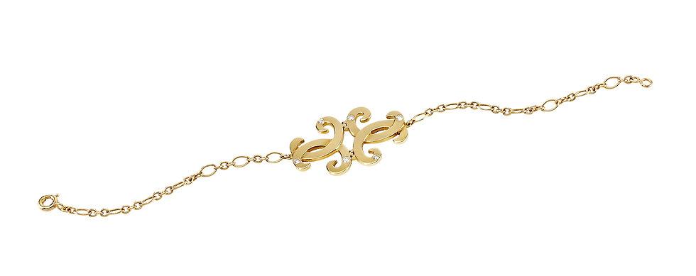 'Rusalka' bracelet