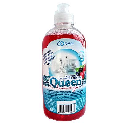 Средство для мытья посуды Queen, 500 мл.