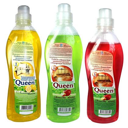 Универсальное моющее средство Queen, 1 литр