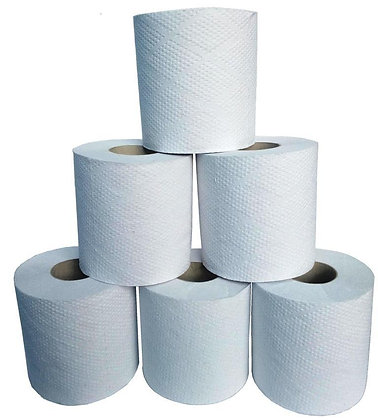 Туалетная бумага 42 метра на  втулке