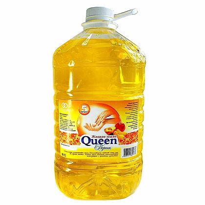 Жидкое мыло  Queen с глицерином 5 литров