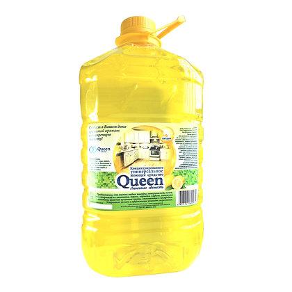 Моющее средство для пола Queen, 5 л.