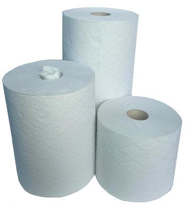 Бумажные полотенца 200 метров,1 слой