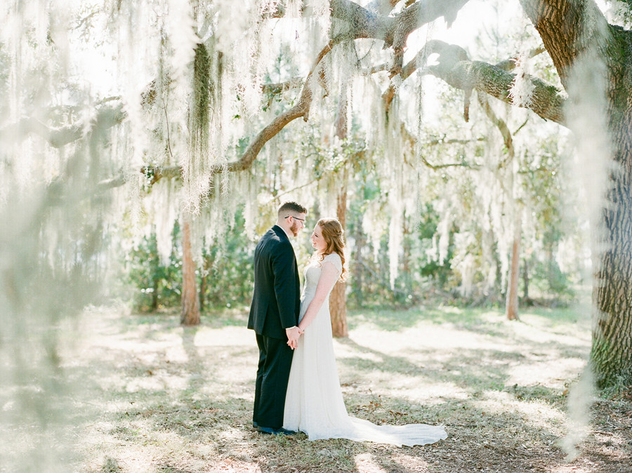Gainesville wedding film photography