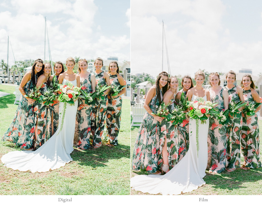wedding photography digital vs film