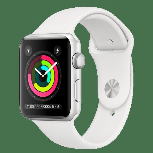 Apple Watch Series 3 38 mm silver