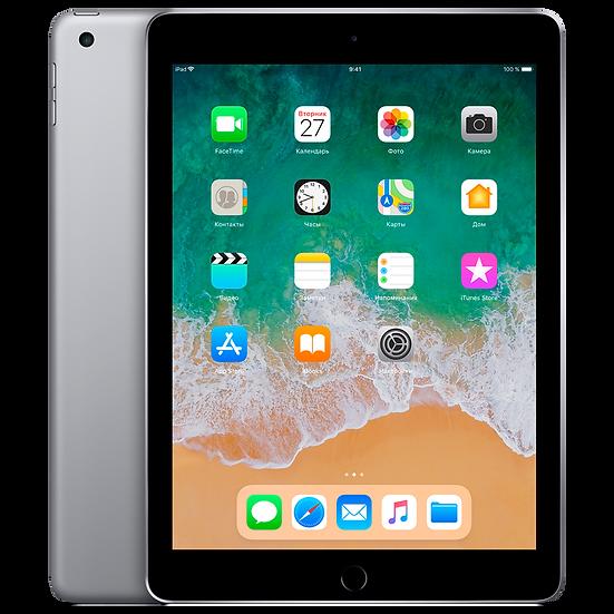 iPad 9,7-дюйма 32GB 2018