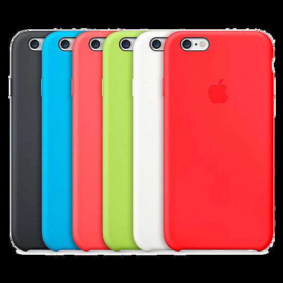 Apple Silicone Case чехол для iPhone