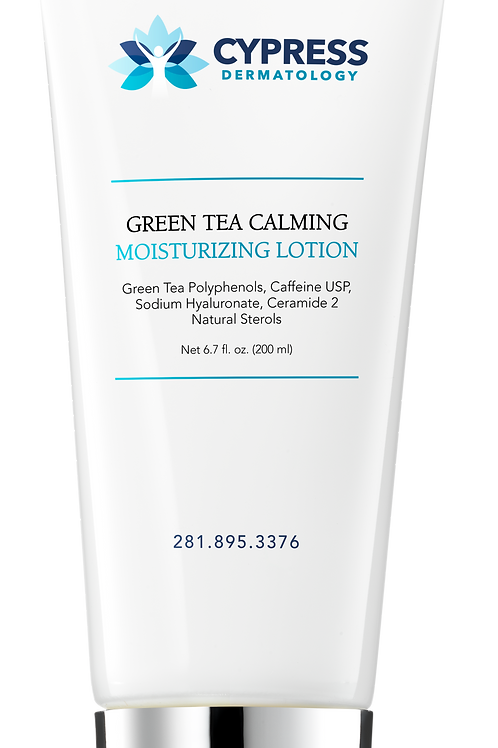 Green Tea Calming Moisturizing lotion