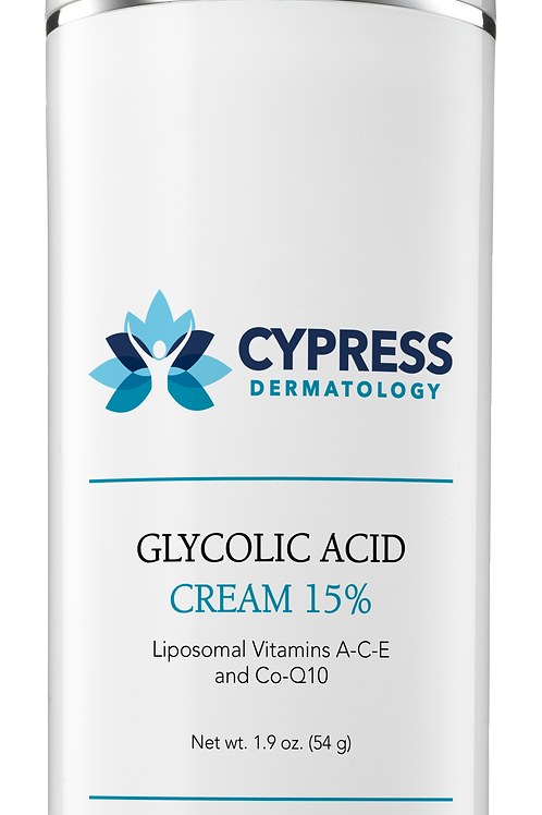 Glycolic Acid Cream 15%