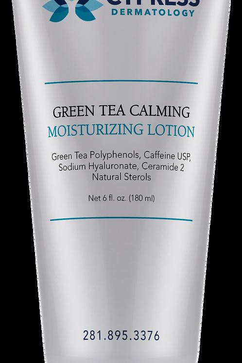 Green Tea Calming Moisturizing lotion