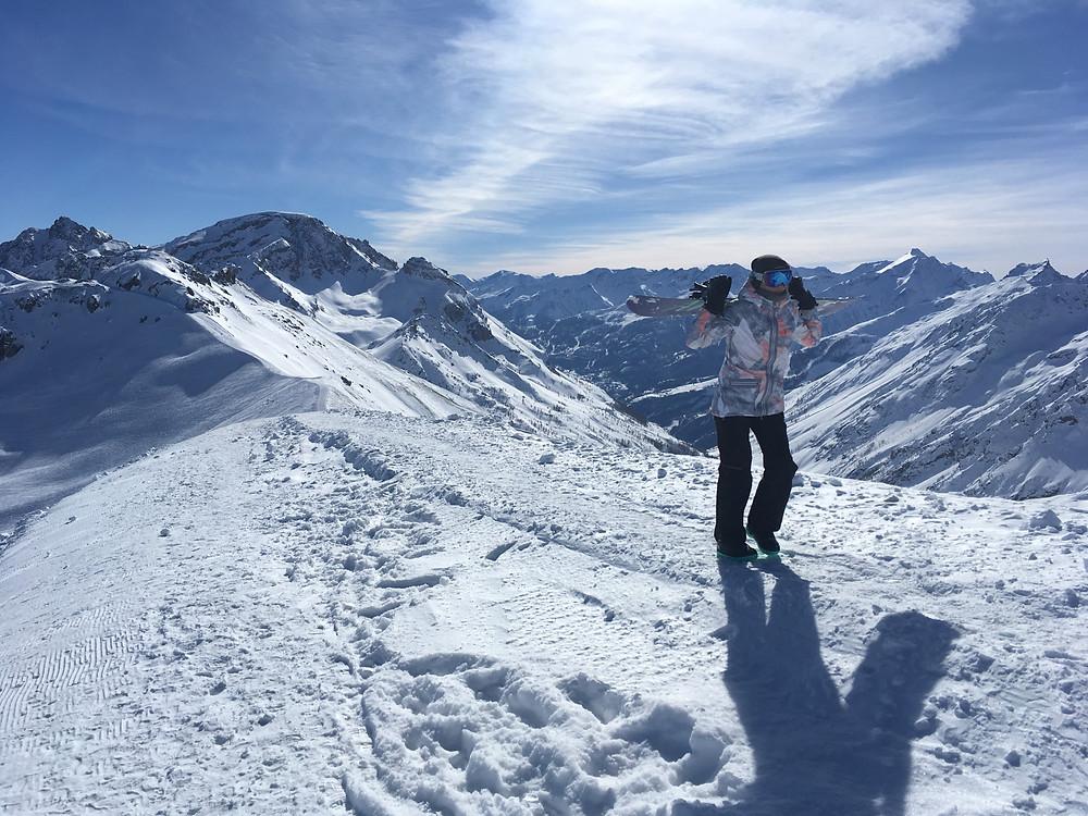 randonnée en haute montagne alpinisme