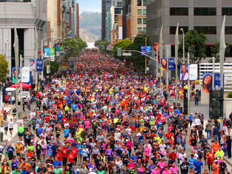 놀 줄 아는 사람들의 도시 - 샌프란시스코 페스티벌 들