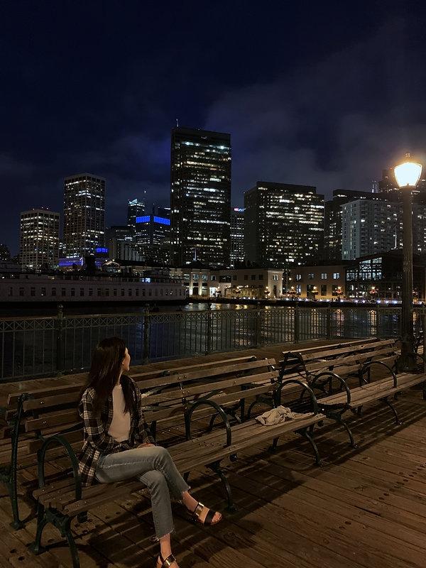 샌프란시스코 한인민박 SF해커하우스 나이트투어
