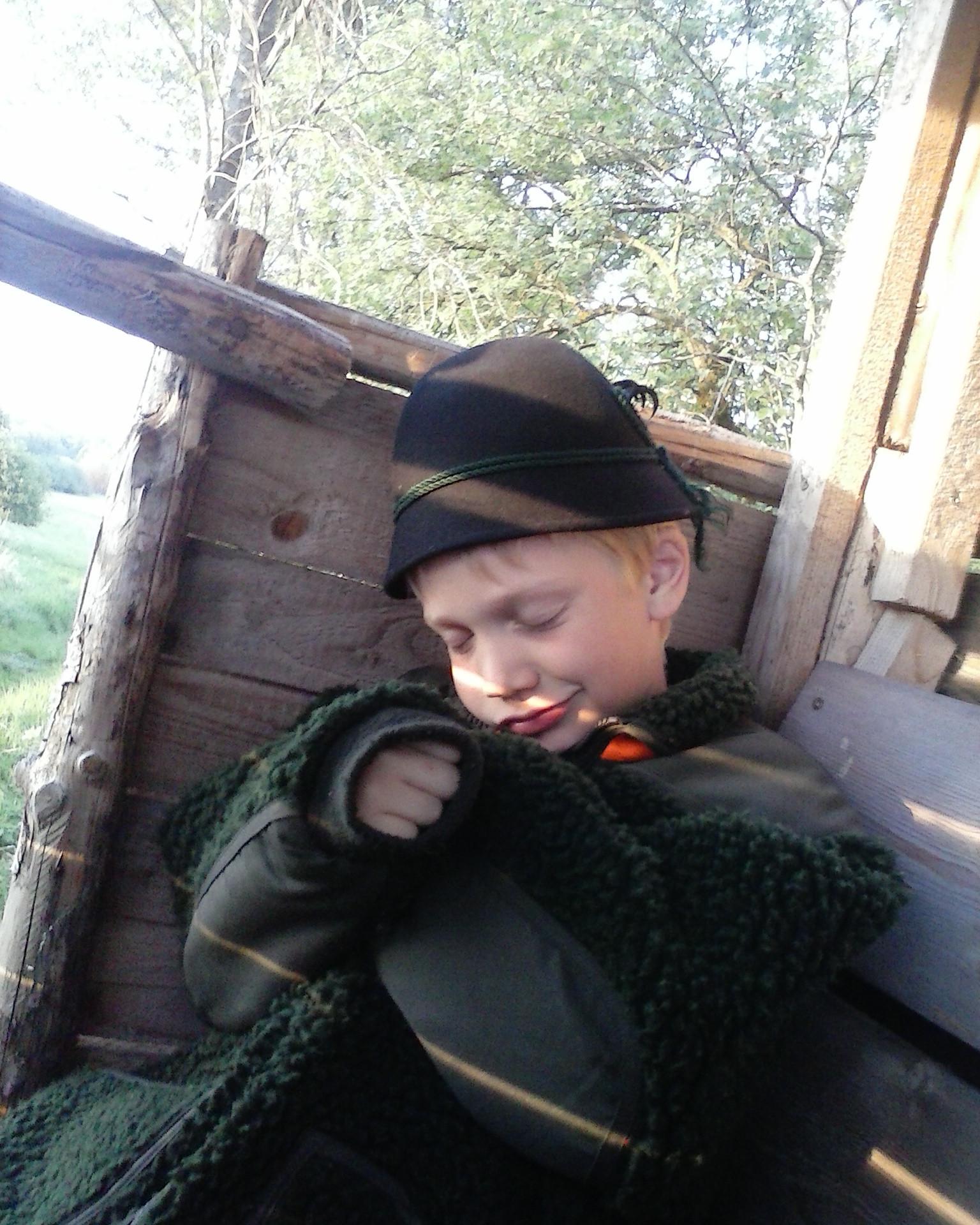 Jagern ist anstrengend