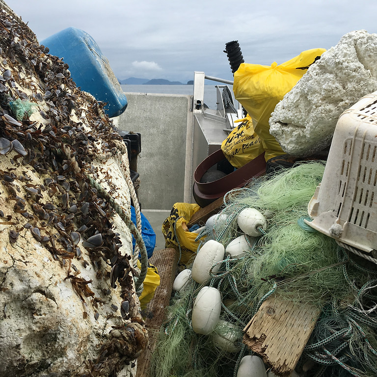 Knight Island Beach Clean-Up Waitlist