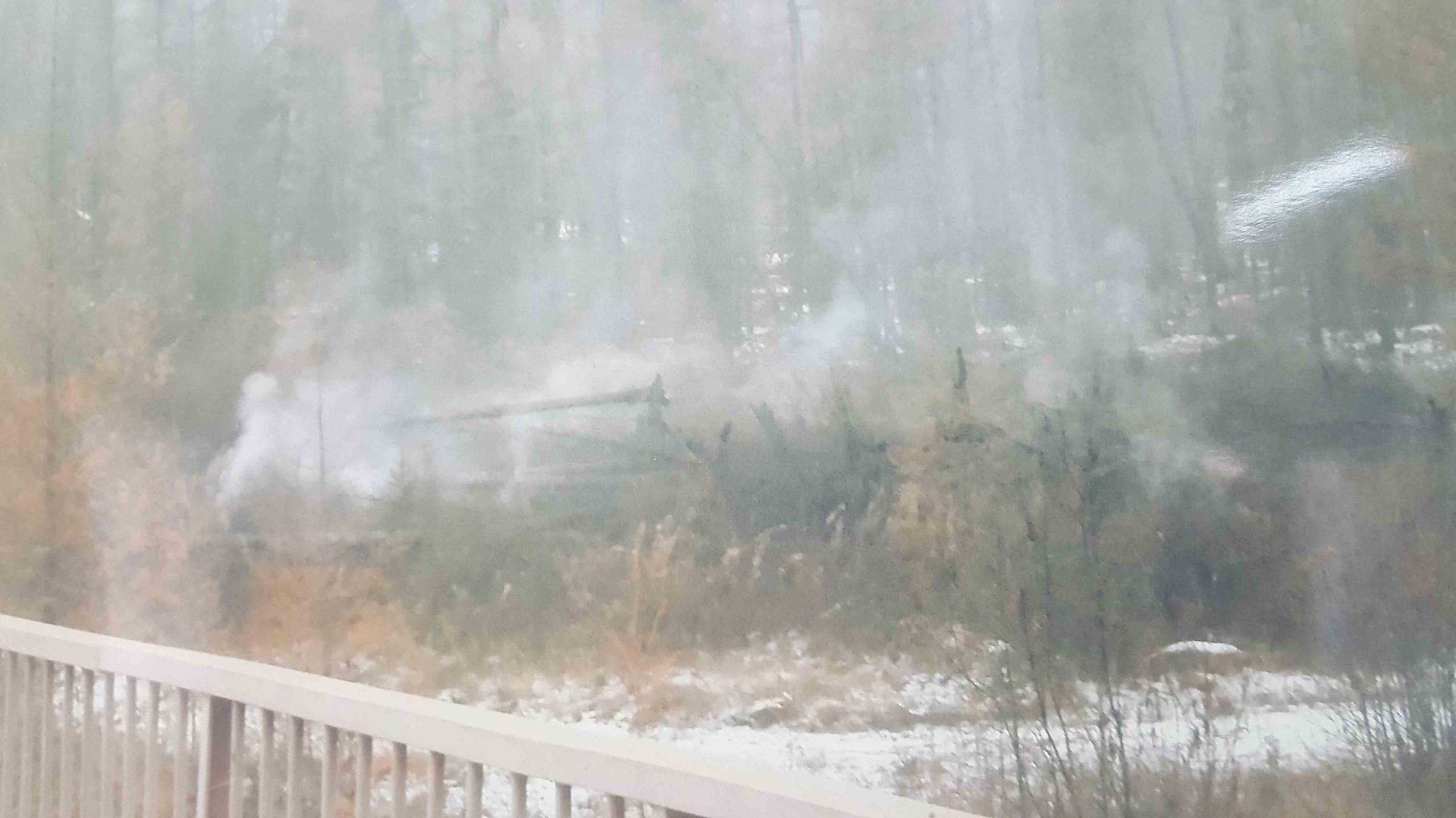 Седов Руслан 5 лет Пожар на Ханде