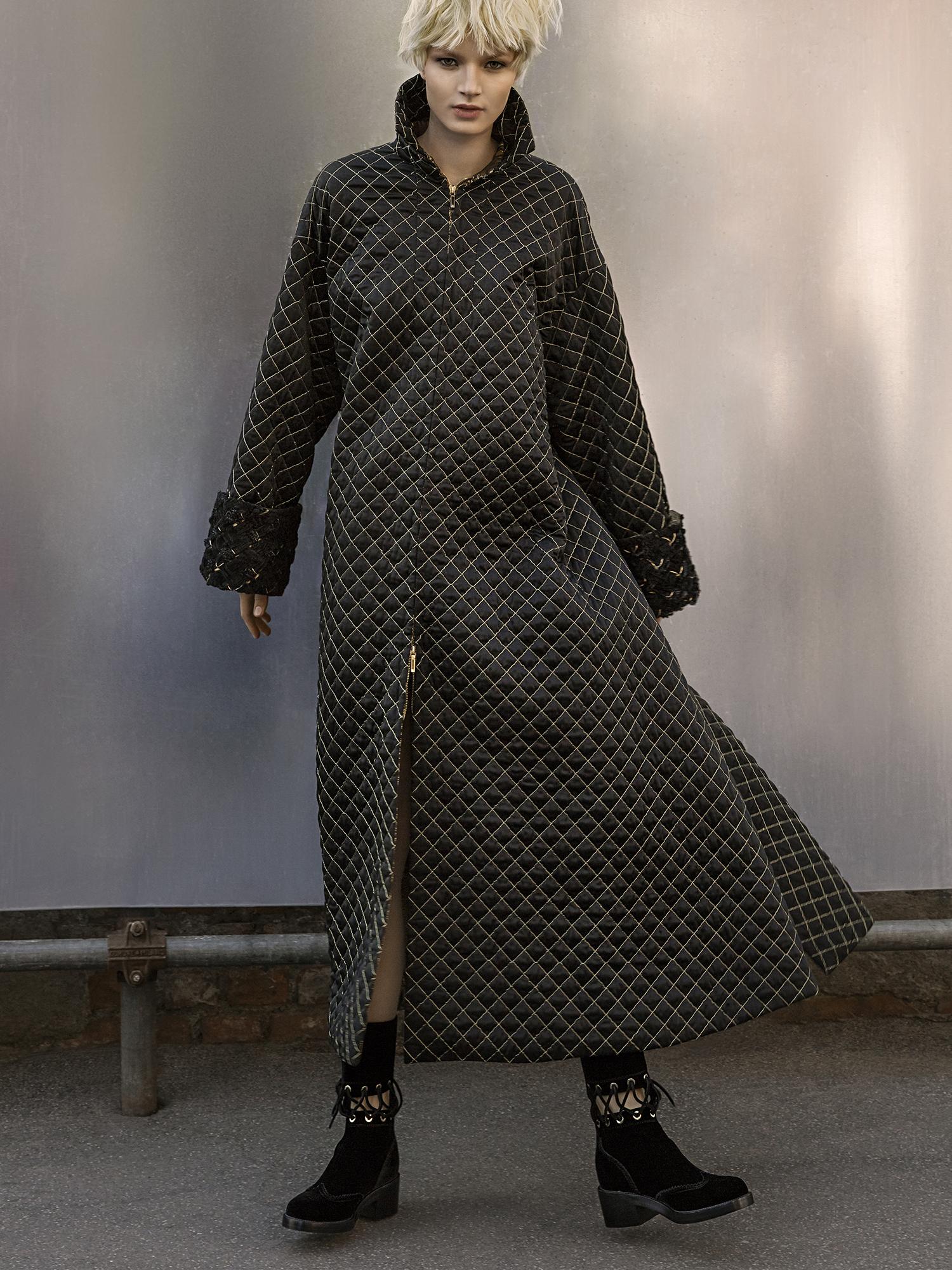 Harper's Bazaar night shoot Milan (3)