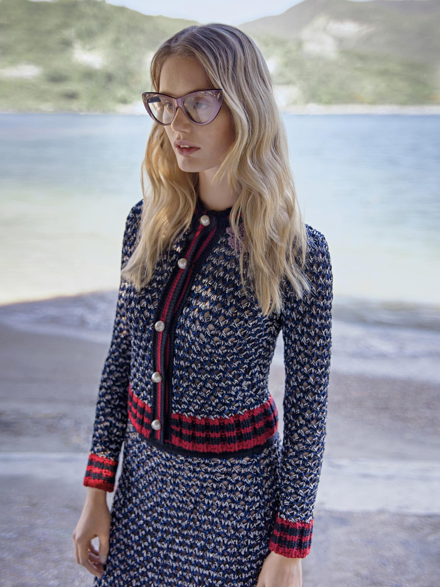 Harper's Bazaar Indonesia Milan Gucci (4