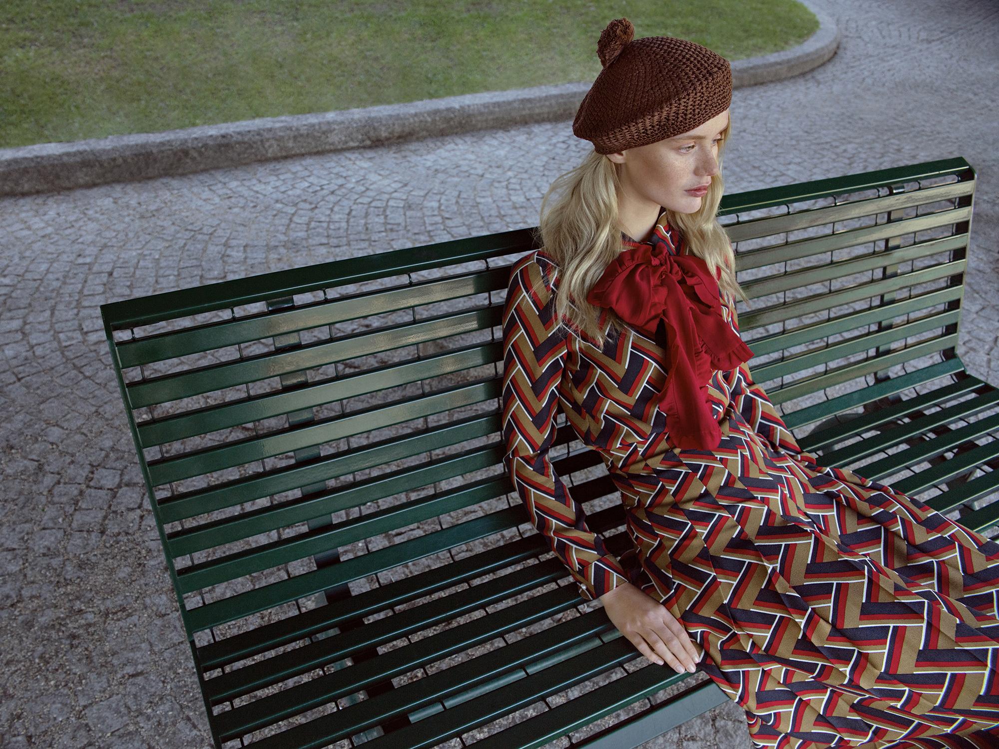 Harper's Bazaar Indonesia Milan Gucci (2