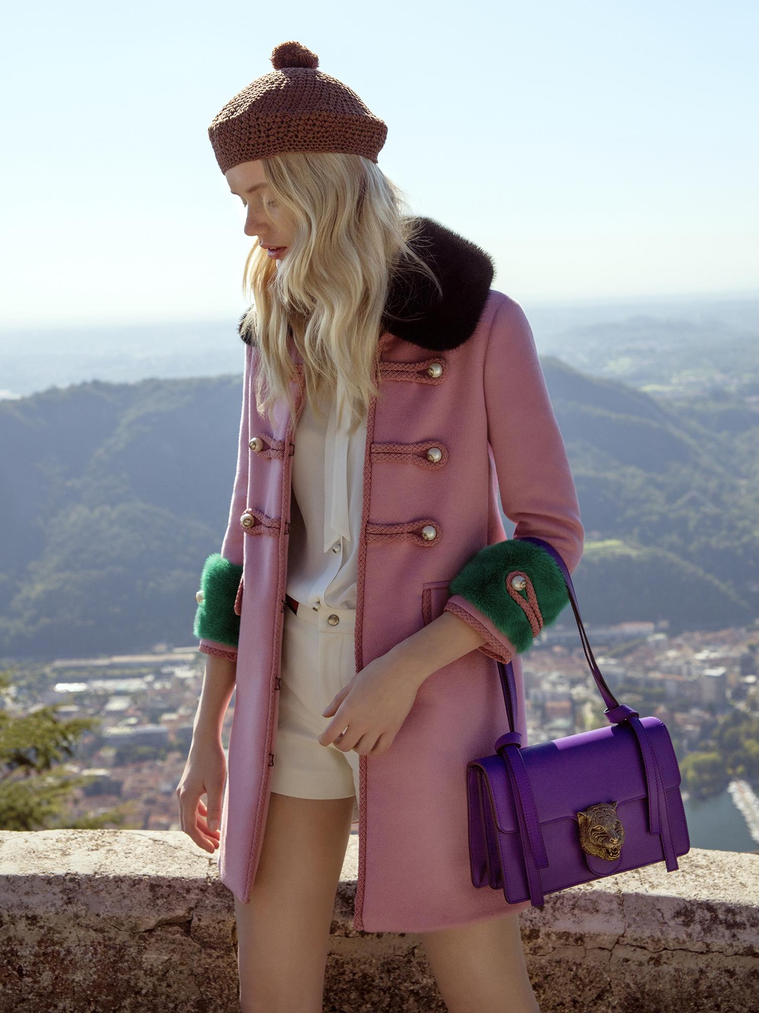 Harper's Bazaar Indonesia Milan Gucci (5