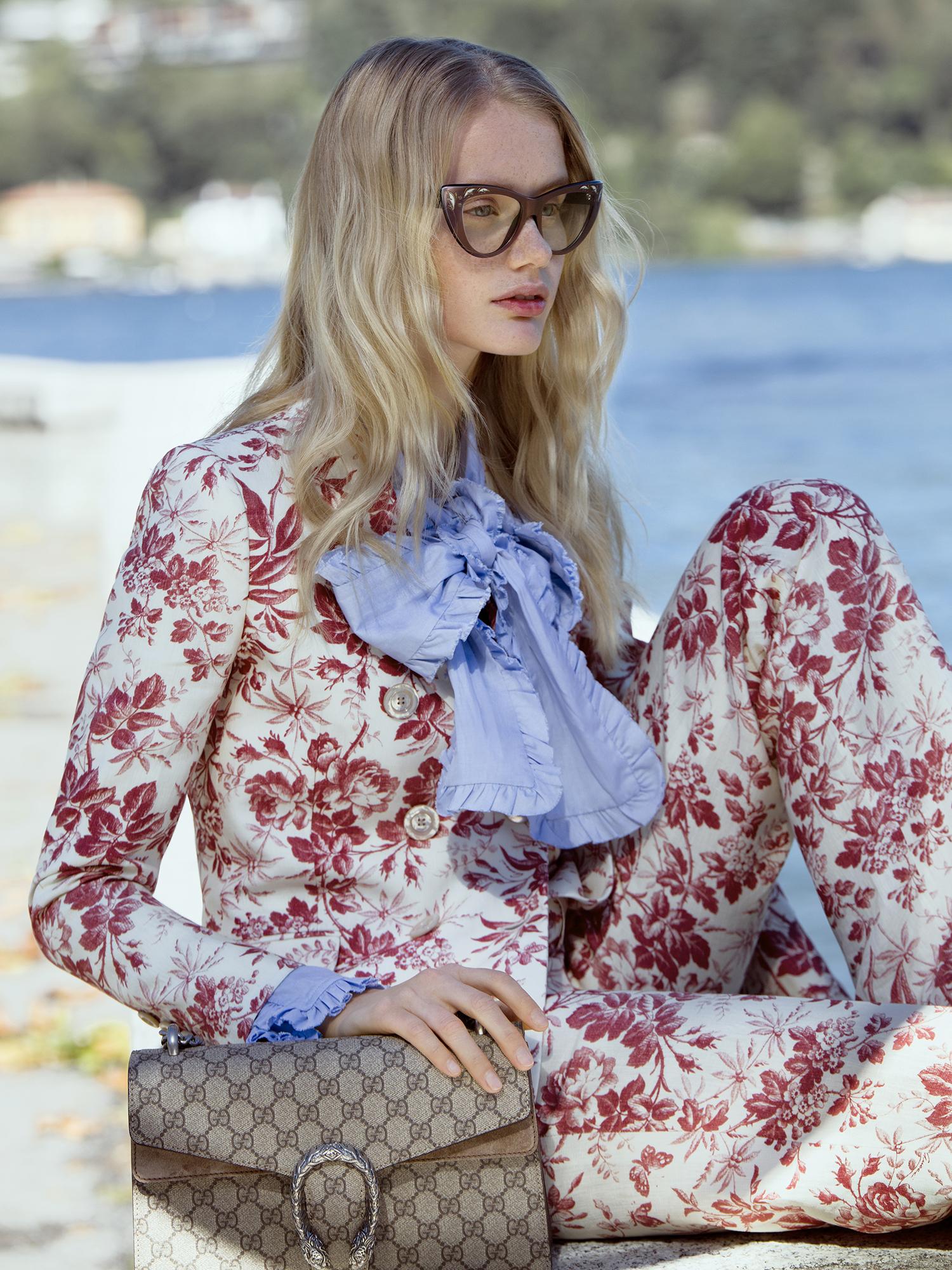 Harper's Bazaar Indonesia Milan Gucci (3