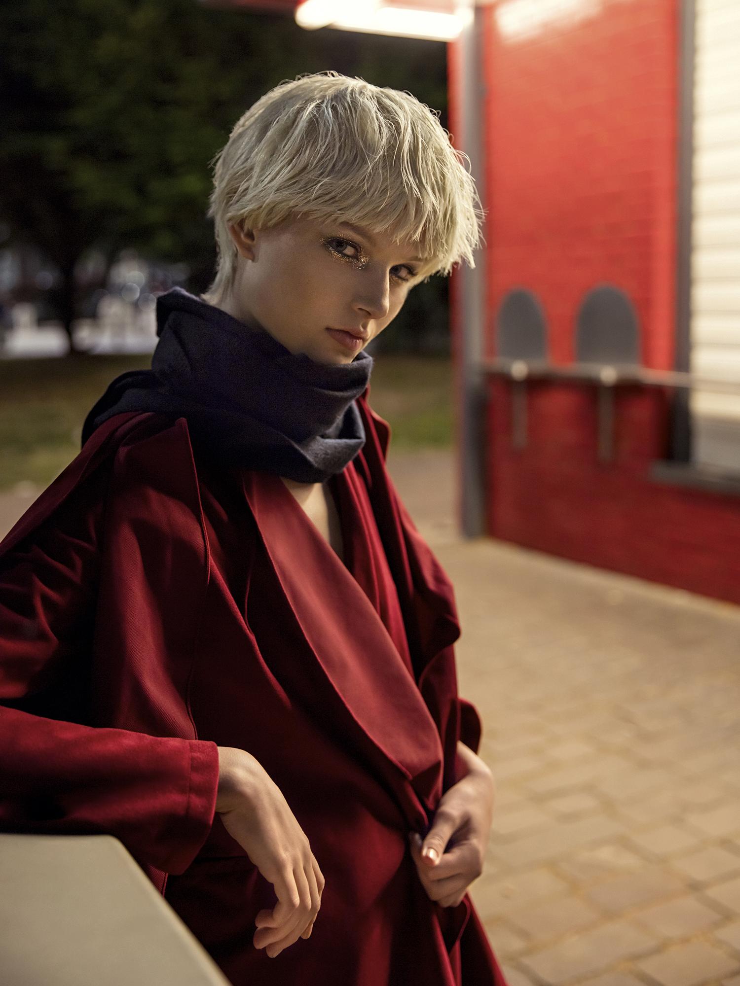 Harper's Bazaar night shoot Milan (9)