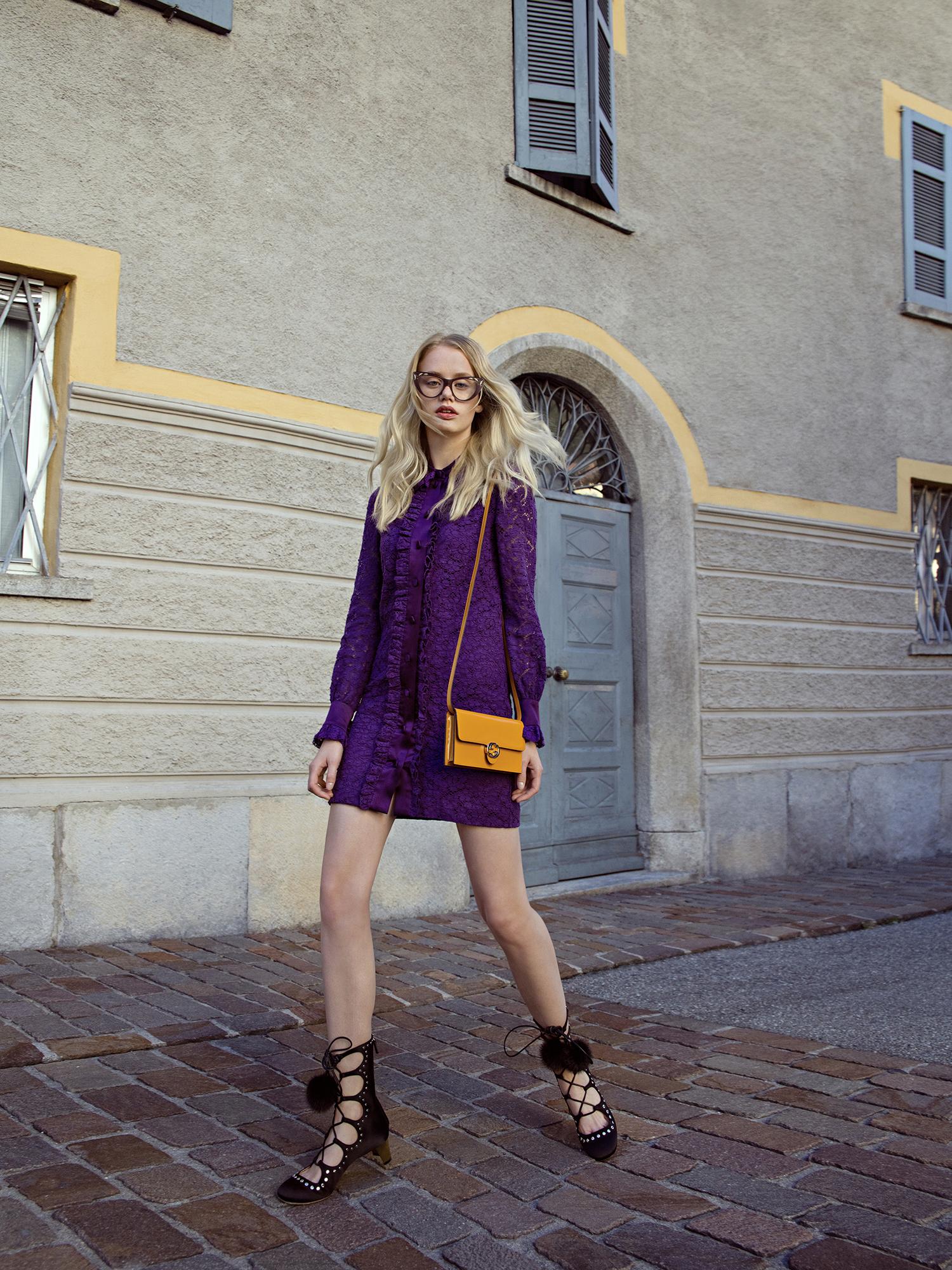 Harper's Bazaar Indonesia Milan Gucci (6