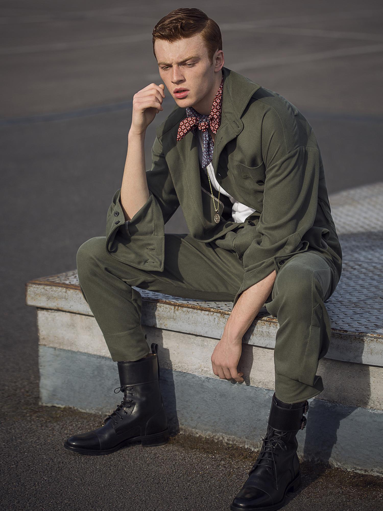 Harper's Bazaar Man