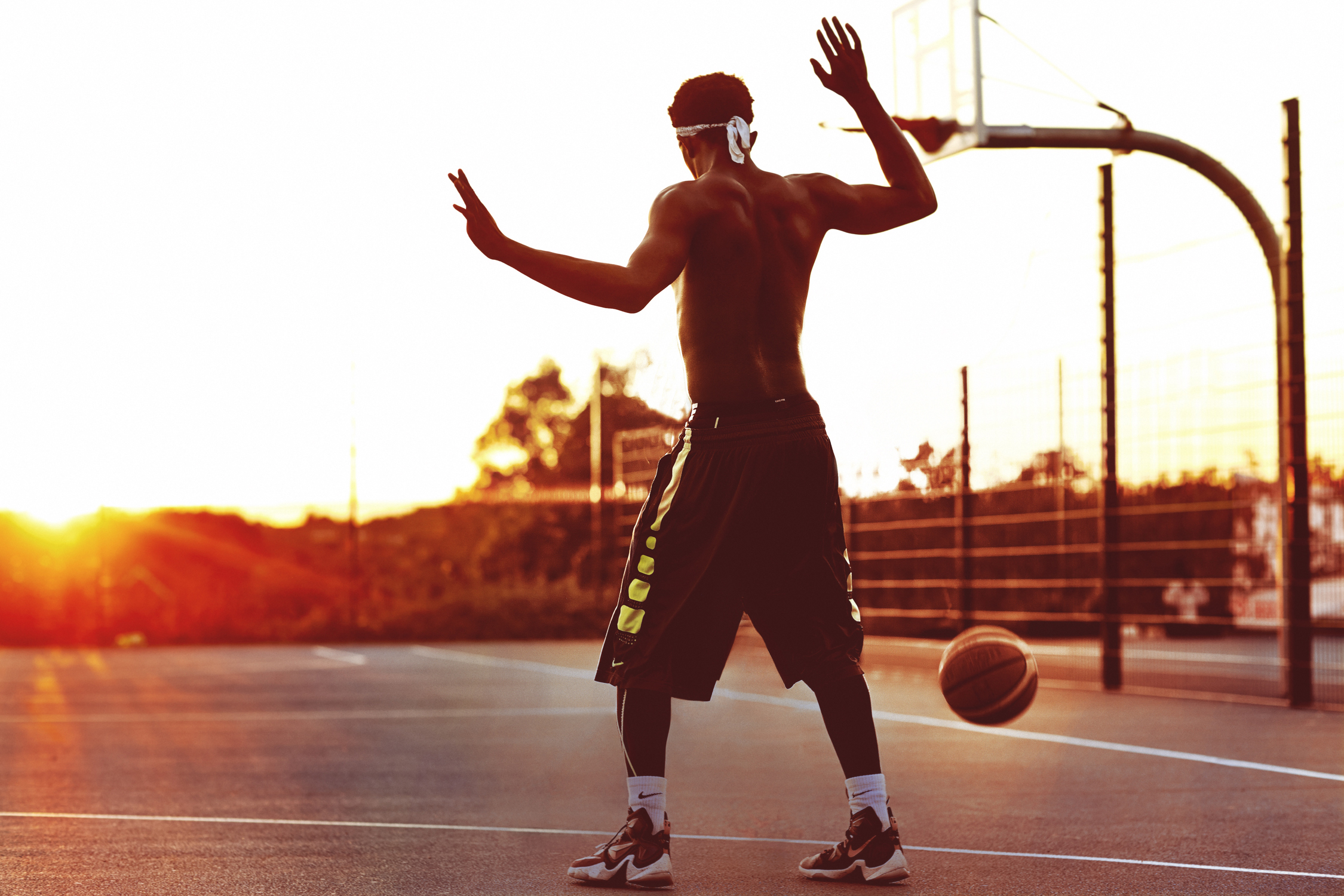 Parks Atheletics Basketball5