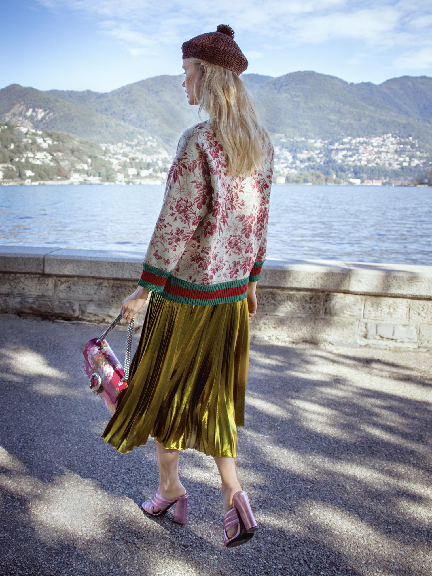 Harper's Bazaar Indonesia Milan Gucci (1