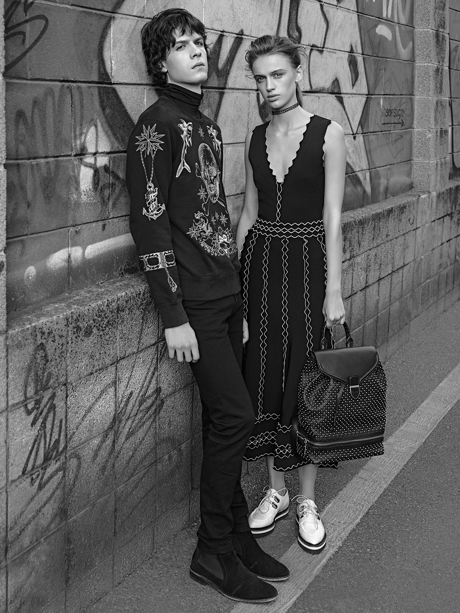 Harper's Bazaar Indonesia Milan McQueen.